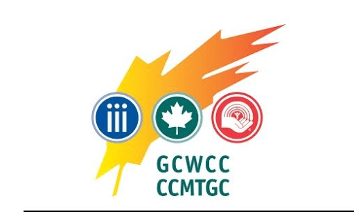 Government of Canada Workplace Charitable Campaign (GCWCC)